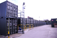 Container Storage Canterbury